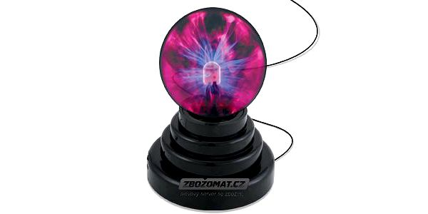 USB Plasma Ball - úžasná dekorace k Vašemu počítači!