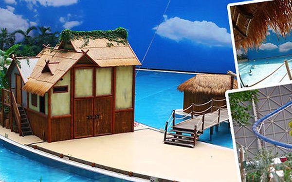 Výlet do Tropical Islands vč. vstupenky