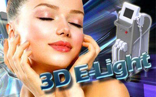 Kompletní kůra 5 ošetření – 3D E-Light odstranění AKNÉ! Konec nevzhledných pupínků, černých teček a jizviček. Za 1899,-Kč