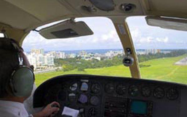 Pilotem UL letadla