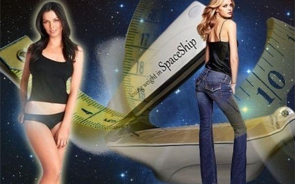 Za jeden týden do plavek - Kosmická loď Losing Weight in Spaceship II. balíček 5ti ošetření. Objednání IHNED! - za 999 Kč