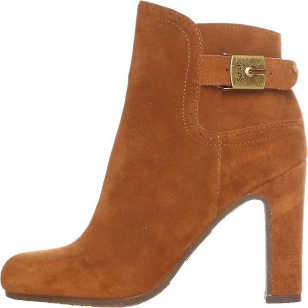Dámské velbloudí kotníkové boty Dr. Scholl