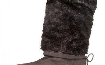 Módní dámské boty Scholl Boty Luni F241011062, hnědá