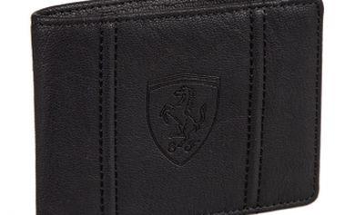 Peněženka puma ferrari sl wallet m černá
