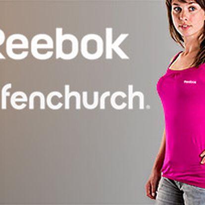 Dámská kolekce oblečení Reebok, Fenchurch a Henleys