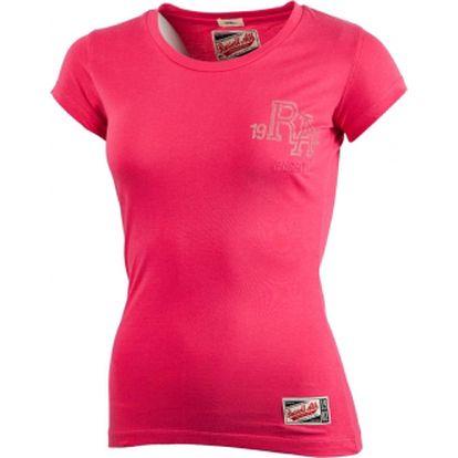 Dámské tričko russell athletic crew neck print m