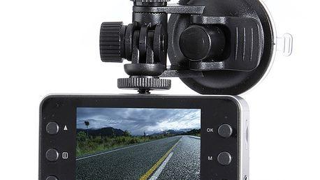 Záznamová kamera do auta ve tvaru fotoaparátu - full HD rozlišení 1080P a poštovné ZDARMA! - 35705856