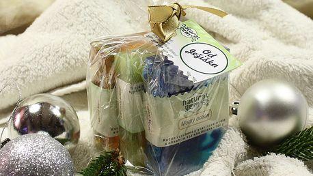 Voňavé balíčky mydiel Natural Gem
