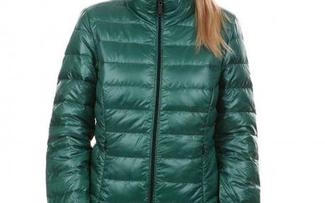 Luxusní dámská bunda s.Oliver 513698_7675_309ca 34 zelená