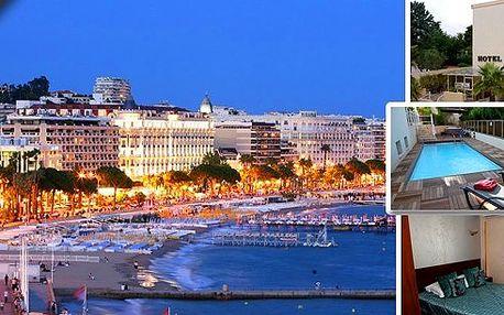 Vždy jste chtěli navštívit francouzské město filmového festivalu v Cannes? Máte možnost! 3 dny pro 2 osoby v pokoji Superior a se snídaněmi v krásném 3* Hotelu Cannes Gallia přímo v centru města Cannes! Francouzský šanson čeká už jen na vás!
