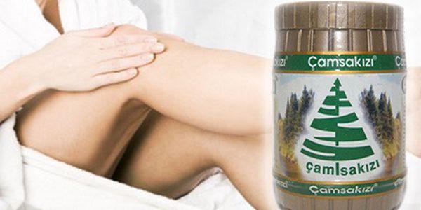 Jen 199 Kč za pravou tureckou cukrovou depilační pastu CAMSAKIZI 270g. 100% přírodní a vhodná i pro citlivou pokožku a depilaci intimních partii.