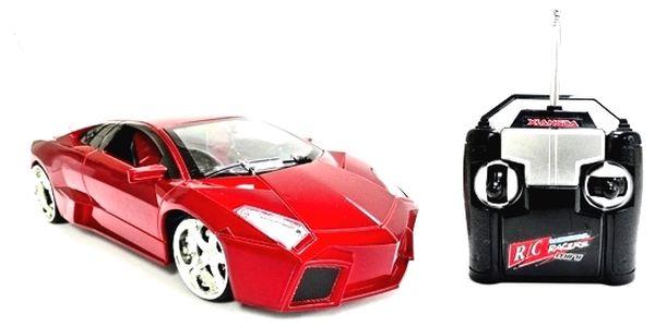 RC Lamborghini - športiak na diaľkové ovládanie