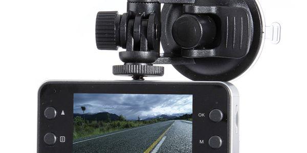 Záznamová kamera do auta ve tvaru fotoaparátu - full HD rozlišení 1080P a poštovné ZDARMA! - 32405856