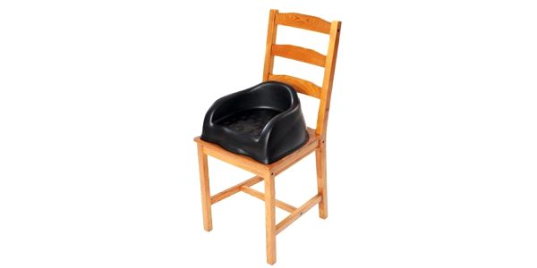BabySmart Sedák Hybak pro pohodlné stolování a hraní, na všechny židle a povrchy