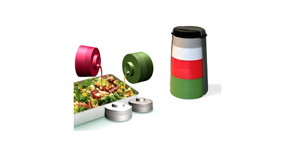 Sada k dochucení jídla Seasoning set