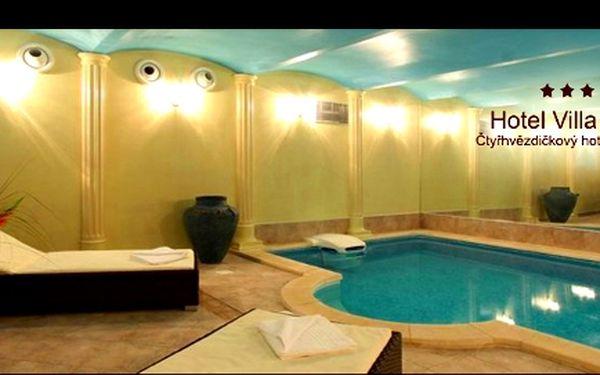 To tady ještě nebylo - Soukromé mini lázně. 90 minutová privátní relaxace v luxusním wellness s bazénem jen pro vás za pouhých 299 Kč.
