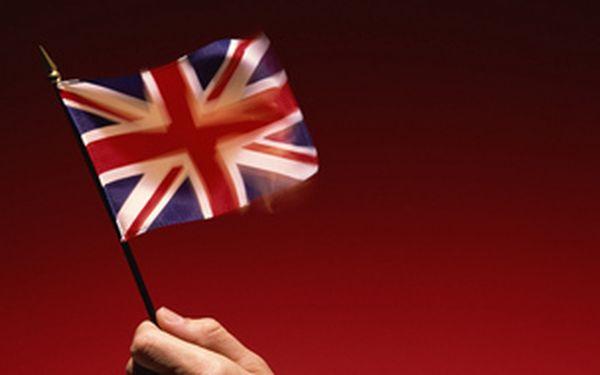Anglická konverzace dopoledne - středně pokročilí, pondělí 9:00, celkem 11 lekcí se slevou v Plzni