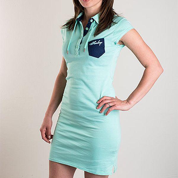 Zelené šaty Henleys