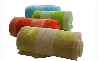 Nejlevněji v ČR!! Pouhých 189 Kč za rychleschnoucí osušku z mikrovlákna! Osuška je vyrobena ze speciálního lehkého a tenkého mikrovlákna, které absorbuje 3krát rychleji než běžné froté ručníky.