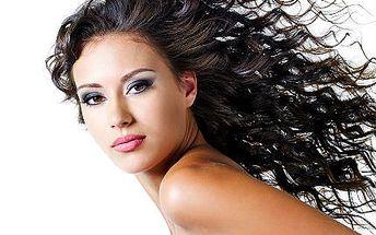Regenerace poškozených vlasů keratinem a ultrazvukem