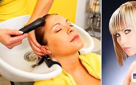 Ošetřete své vlasy před nadcházejícím sychravým počasím!Úprava střihu, relaxační masáž hlavy a foukaná za super cenu!! Nechejte se rozmazlovat v našem studiu s luxusní péčí produkty TIGI!