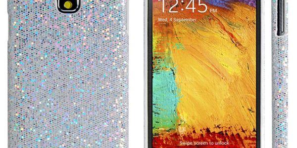 Třpytivý obal na telefon pro Samsung a poštovné ZDARMA! - 32405901