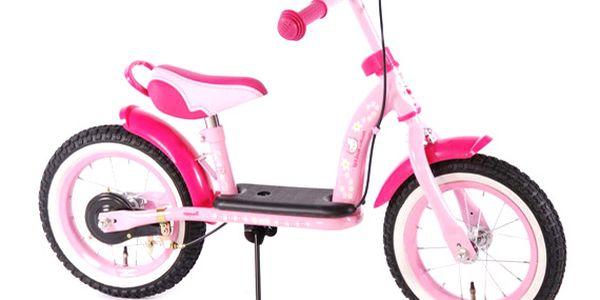 Odrážedlo Hello Kitty 12