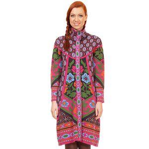 Dámský pestrobarevný kabát Rosalita McGee