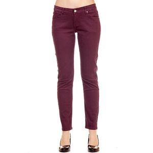 Dámské fialové kalhoty Rosalita McGee