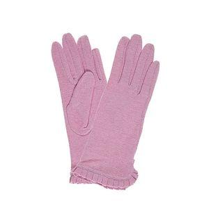 Dámské růžové rukavice Rosalita McGee