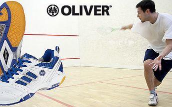 Nejsálovější sálová obuv Oliver S 110