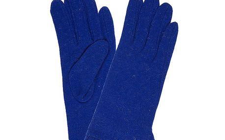 Dámské modré rukavice Rosalita McGee