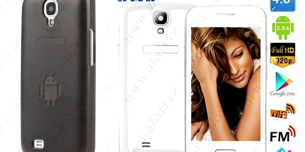Smartphone BML Android 2.3.6 na dvě SIM karty a s plnou výbavou