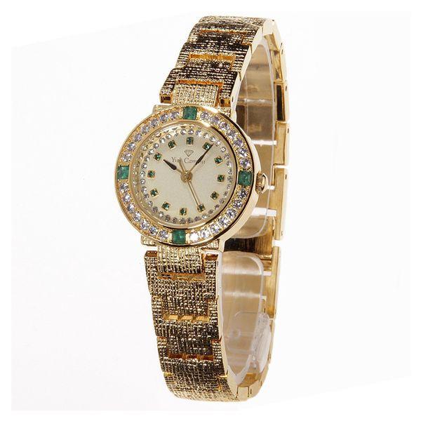 Dámské hodinky Yves Camani Lady zlaté