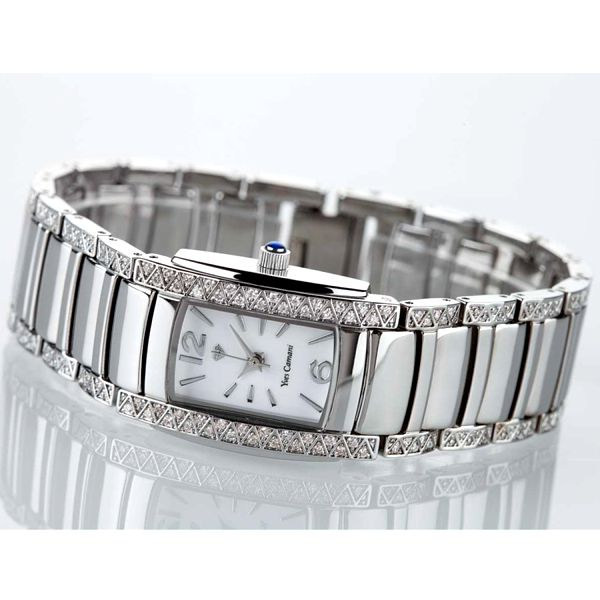 Dámské hodinky Yves Camani Juliette stříbrné