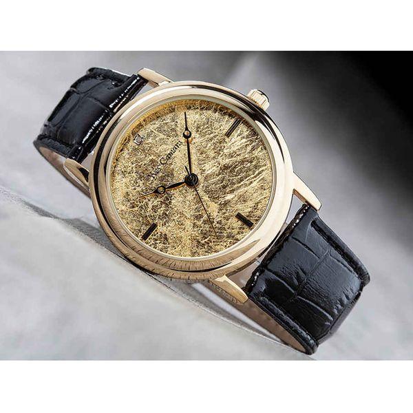 Dámské hodinky Yves Camani Gironde černé
