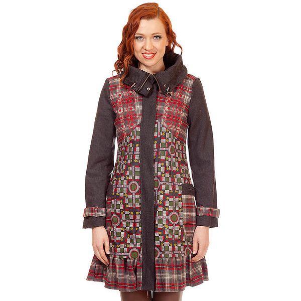 Dámský barevný kabátek do deště Rosalita McGee