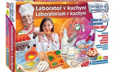 Albi esperimentální sada Laboratoř v kuchyni pro všechny milovníky vaření a dobrého jídla