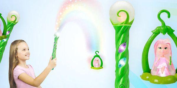 Kouzelná hůlka a víla Lite Sprites