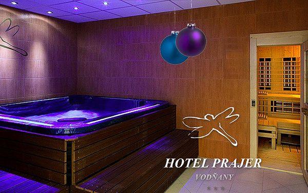 3denní pobyt v hotelu Prajer pro dva se skvělou degustační večeří