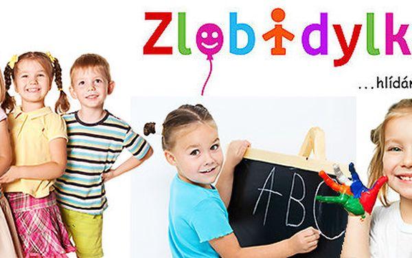 Hlídání dětí u vás doma od Zlobidylka.cz
