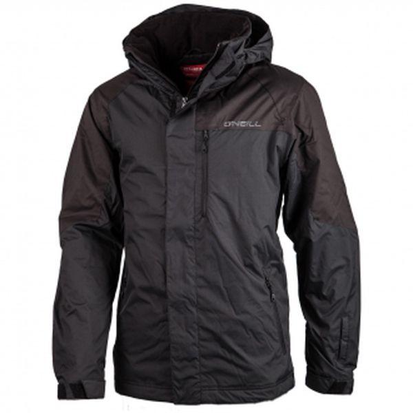 Pánská zimní bunda O´Neill PMES HELIX JACKET L, nejen na sport, ale i do města.