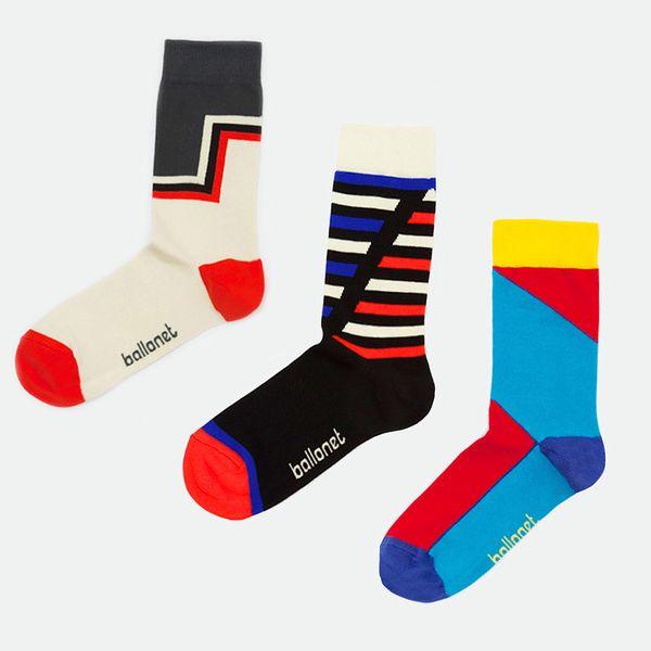 Triplepack ponožek Pack Blue, velikost 36-40