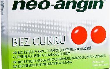 Neo-Angin bez cukru tbl.24