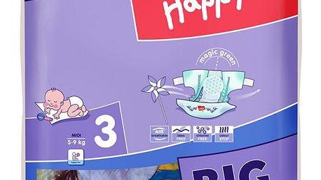 Bella Happy Midi Big Pack - 328 ks pro děti od 5-9 kg