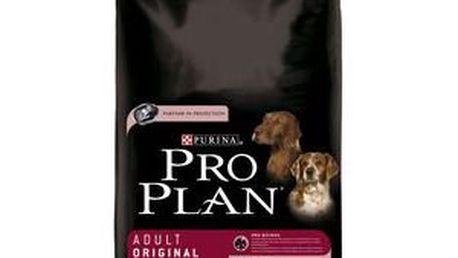 Purina Pro Plan Dog Adult Original 14 kg pro dospělé psy s kuřecím masem