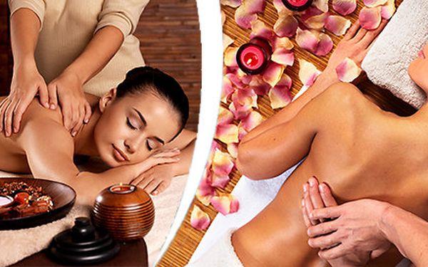 Havajská masáž v délce 90 minut