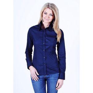 Dámská tmavě modrá košile Pontto