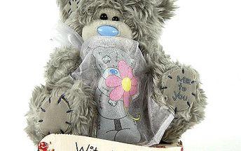 With Love - nejoblíbenější plyšový medvídek Me to You s pěnou do koupele.