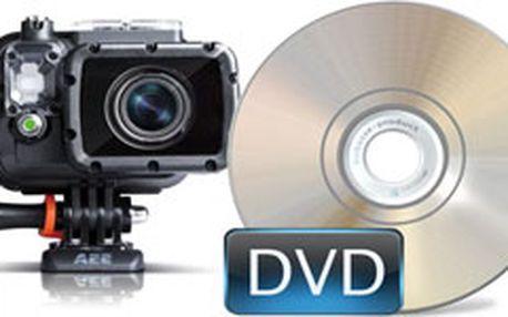 DVD záznam zážitkové jízdy SHOWCARS